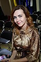Лилия Воронова. Закрытый показ дизайнера Аники Кер