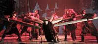 Спектакль-мюзикл «Капитанская дочка». Театр у Ники