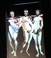 Спектакль 'Фото topless'. Российский академический