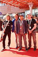 Рок-группа «Мумий Тролль»