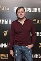 Артем Михалков. Премьера фильма «Несокрушимый». Ки