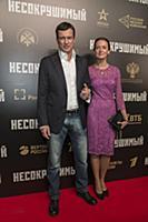 Андрей Чернышов, Мария Добржинская. Премьера фильм