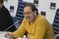 Александр Демидов. Пресс-конференция, посвященная
