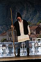 Марат Башаров. Прогон спектакля «Идея фикс». ДК «С