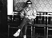 Николай Караченцов. Кадр из фильма 'Мисс миллионер