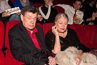 Николай Караченцов, Людмила Поргина.