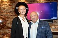 Юлия Бружайте, Михаил Богдасаров. Презентация клип