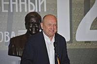 Борис Плотников. Вручение театральной премии «Чайк