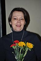Римма Коростелева. Вручение театральной премии «Ча