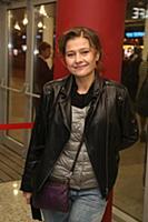 Мария Голубкина. Премьера фильма «Пришелец». Кинот