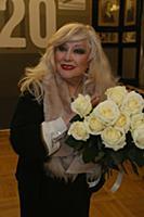 Ирина Мирошниченко. Вручение театральной премии «Ч