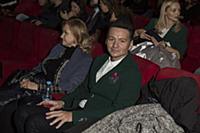Александр Олешко с мамой. Премьера фильма «Проигра
