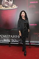 Мария Лемешева. Премьера фильма «Проигранное место