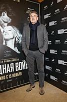 Павел Чухрай. Премьера фильма «Холодная война». Ки