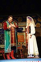 Григорий Скряпкин (Царь), Мари Марк (Царица). Откр