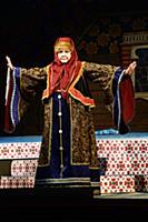 Лариса Кичанова (Бабариха). Открытая репетиция спе