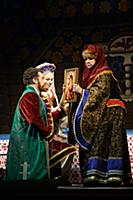 Григорий Скряпкин (Царь), Мари Марк (Царица), Лари