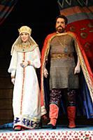 Мари Марк (Царица), Григорий Скряпкин (Царь). Откр