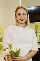 Анастасия Крайнова. Открытие медицинского центра G