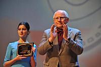 Валерий Баринов. Открытие 19-го Фестиваля кинокоме
