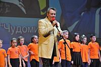 Сергей Барышев. Юбилейный вечер актера Сергея Бары