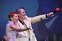 Оксана Сташенко, Сергей Барышев. Юбилейный вечер а