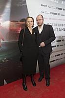 Ирина Купченко, Алексей Петрухин. Премьера фильма