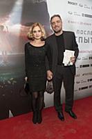 Карина Мишулина с супругом. Премьера фильма «После