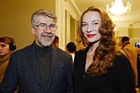 Валерий Яременко, Лилия Волкова. Премьера фильма «