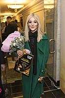 Юлианна Караулова. Церемония вручения музыкальной