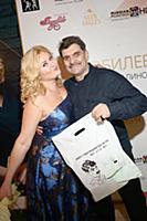 Наталья Палинова, Владимир Вишневский. Юбилей Ната