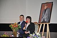 Михаил Глузский (внук), Валерия Гущина. Вечер, пос