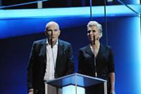 Игорь Матвиенко и Алёна Свиридова. Церемония вруче