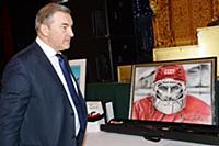 Владислав Третьяк. Ежегодный благотворительный веч