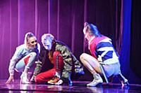 Сцена из шоу. Шоу «Bolero by Liasan Utiasheva» в Б