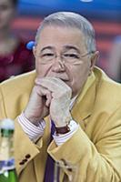 Евгений Петросян. Съемки программы 'Голубой огонек