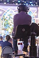 Атмосфера. Съемки программы 'Голубой огонек' в Пер