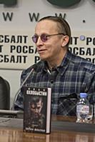 Презентация книги Ивана Охлобыстина «Запах фиалки»
