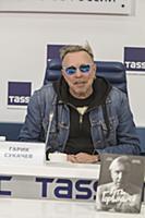 Гарик Сукачев. Презентация книги «Путь Горыныча» а