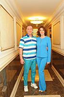 Виктор Рыбин,  Наталья Сенчукова. Концерт, посвящё