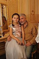 Сосо Павлиашвили с дочерью. Концерт, посвящённый т