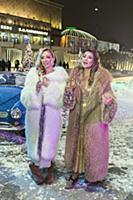 Татьяна Навка, Жасмин. Съемки программы 'Новогодня