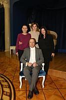 Иван Охлобыстин, Мария Голубкина, Оксана Охлобысти