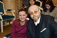 Мария Голубкина, Борис Ливанов. Творческий вечер И