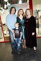 Валерия Лесовская с супругом и сыном, Татьяна Явор