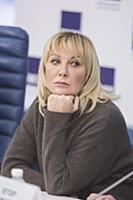 Елена Яковлева. Пресс-конференция, посвященная пре