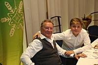 Сергей Шакуров с сыном. День рождения актера Серге