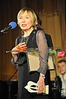 Елена Коренева. Вручение премии 'Белый слон - 2019