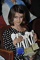 Марта Козлова. Вручение премии 'Белый слон - 2019'