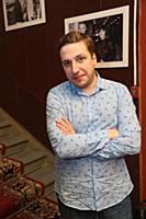 Степан Девонин. Вручение премии 'Белый слон - 2019